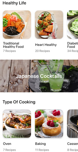 Foto do Japanese food recipes