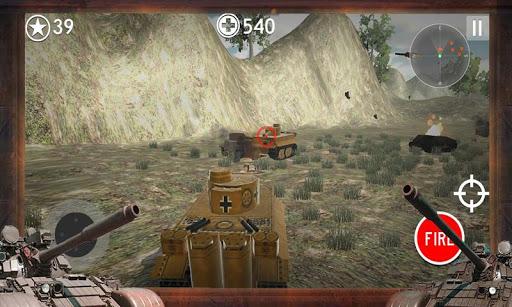 3d tank battle screenshot 3