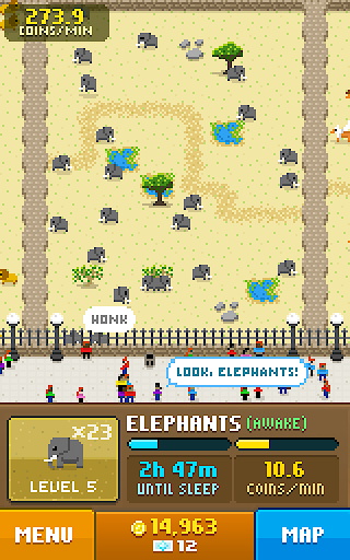 Disco Zoo goodtube screenshots 2