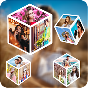 4D Photo Cube Live Wallpaper 1.1.3 by Sumeru Sky Developer logo