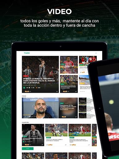 TUDN: Univision Deportes Network 12.2.4 Screenshots 15