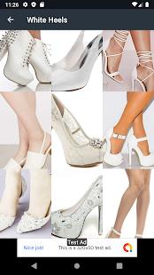 White Heels Design 2.5.0 screenshots 2