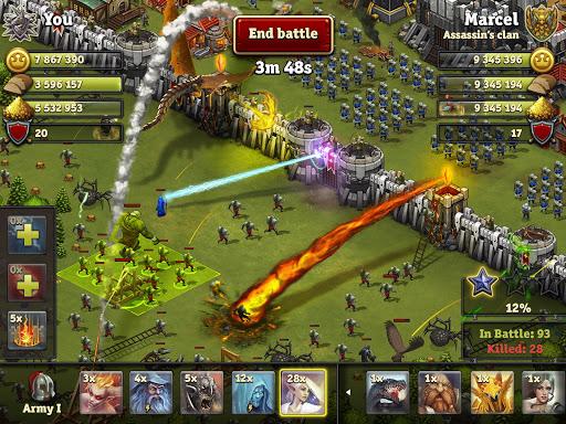 Throne Rush 5.23.5 screenshots 9