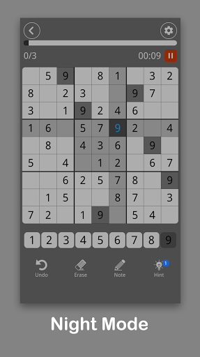 Sudoku: Easy Sudoku & Free Puzzle Game 1.0.8 screenshots 6