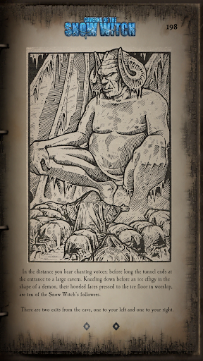 Fighting Fantasy Classics u2013 text based story game  screenshots 5