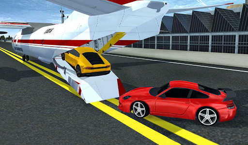 Airplane Car Transport Sim 1.7 screenshots 15