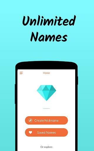 Nickname Fire ud83dudd25 : Free Nickfinder App ud83dudc8e android2mod screenshots 8