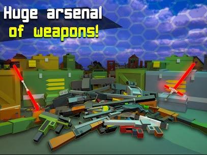 Pixel Fury: Multiplayer in 3D Mod Apk (God Mode + One Shot Kill) 6