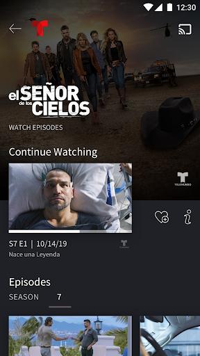 Telemundo: Series en Espau00f1ol, TV en vivo apktram screenshots 5