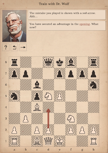 Learn Chess with Dr. Wolf  Screenshots 12