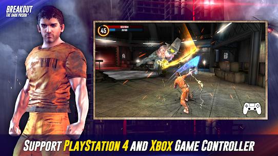 Cyber Prison 2077 MOD APK 1.3.8 (MOD MENU) Future Action Game against Virus 6