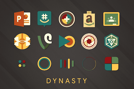 Dynasty Retro Icon Pack v4.5 [Patched] 2