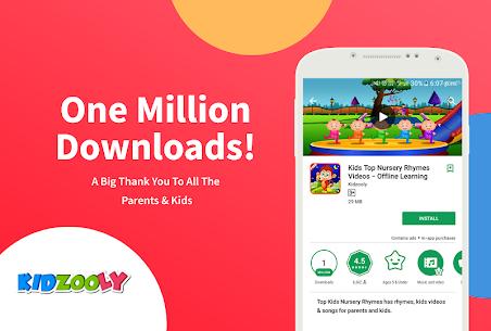 Kids Top Nursery Rhymes Videos – Offline Learning FiveLittle_v6.2 APK Mod Latest Version 1