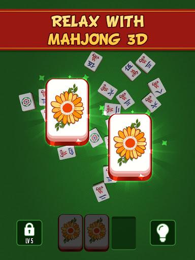 Mahjong 3D - Pair Matching Puzzle 1.1 screenshots 5