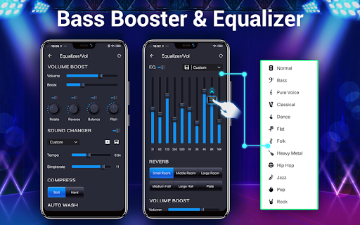 Music Player - 10 Bands Equalizer Audio Player 1.6.3 Screenshots 12
