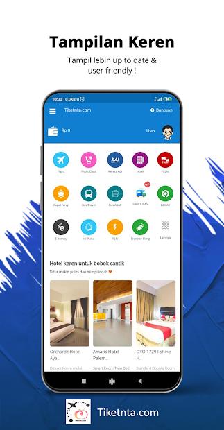 Tiketnta.com screenshot 6