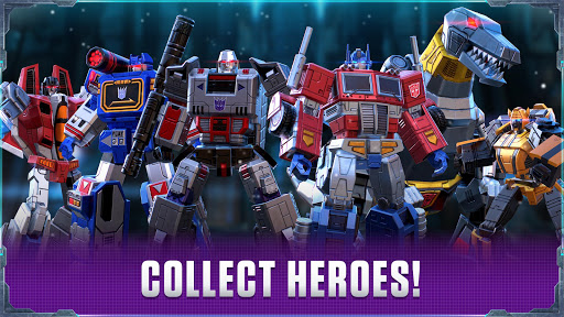 Transformers: Earth Wars Beta 13.0.0.169 screenshots 8