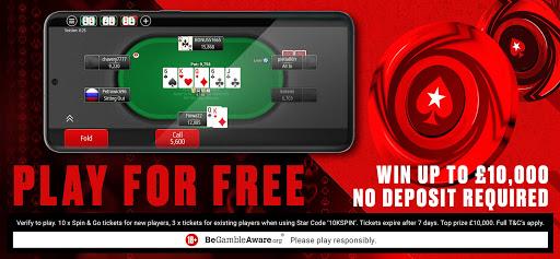PokerStars Real Money Online Texas Holdem Poker  screenshots 2