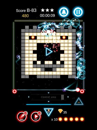 Bricks breaker challenge: Bricks n balls apkpoly screenshots 21