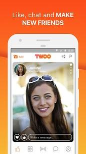 Twoo: Çevrenden Yeni İnsanlarla Tanış ve Sohbet Et Full Apk İndir 1