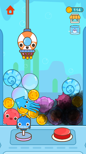 Dinosaur Claw Machine - Games for kids android2mod screenshots 13