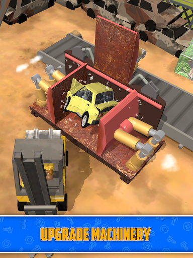 Scrapyard Tycoon Idle Game 0.11.1 screenshots 18