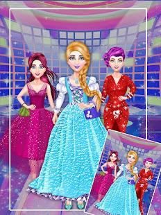 ファッションスタイリスト:メイクアップ&ガールドレスアップゲーム無料