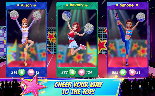 Cheerleader Dance Off - Squad of Champions 1.1.8 screenshots 9
