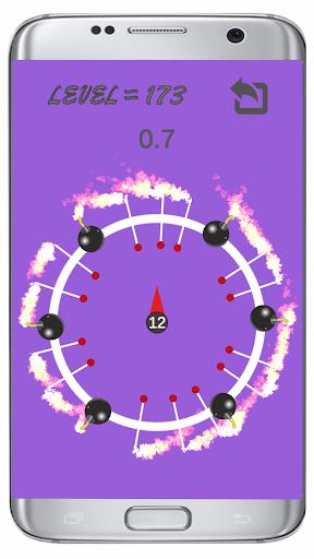 Throw Pin : Free Fire Game  screenshots 16