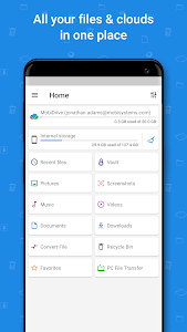 File Commander - File Manager & Free Cloud 7.6.41506 (Premium) (Mod Extra)
