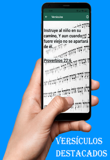 Biblia Hebrea Gratis android2mod screenshots 2
