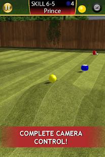 Virtual Lawn Bowls