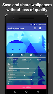 Wallpaper Modder Pro v5.8 MOD APK – Wallpaper Editor Setter Saver 4