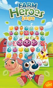 Farm Heroes Saga Eğlenceli Patlatma Oyunu Full Apk İndir 5
