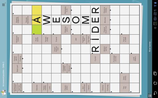 Grid games (crossword & sudoku puzzles) 2.5.5 screenshots 9