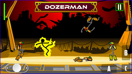 Stickman: Electricman - Stick Fight Game 1.15.7 screenshots 2