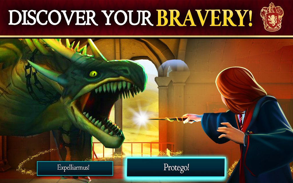 Harry Potter: Hogwarts Mystery poster 16