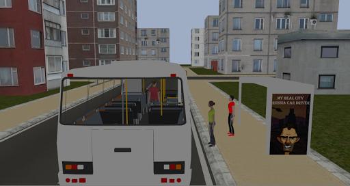Russian Bus Simulator 3D  screenshots 1