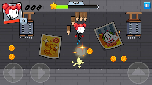 Stick Prison: Stickman Escape Journey android2mod screenshots 5