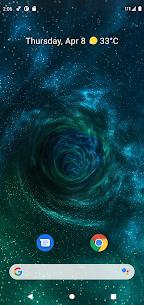 Wormhole 3D Live Wallpaper PRO Apk: Gyro + Gravity (Paid) 6