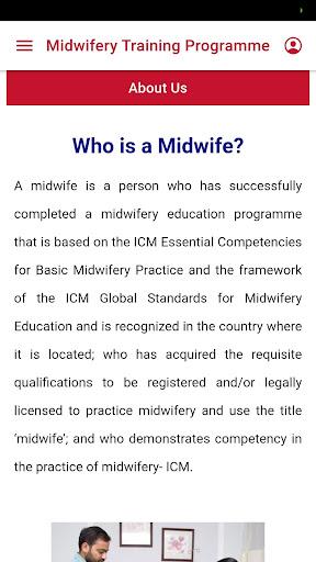 Fernandez Midwifery App screenshot 2