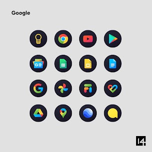 Hera Dark Icon Pack APK [Paid] Download for Android 6