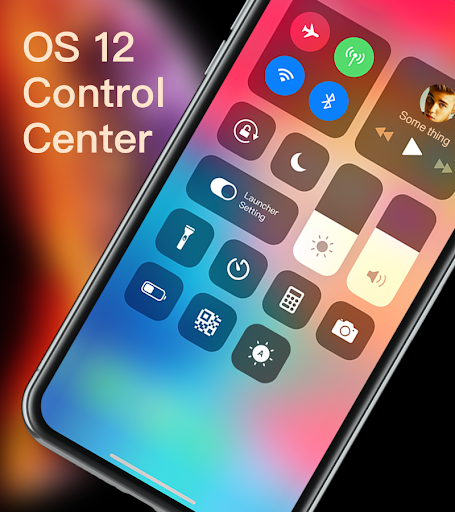 X Launcher for Phone X Max - OS 12 Theme Launcher 1.3.4 Screenshots 2