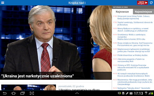 TVN24 screenshots 13