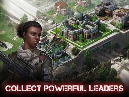 Empire Z: Endless War 2.3.1 APK + Mod (Unlimited money) for Android