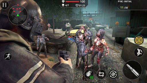 Dead Zombie Trigger 3: Real Survival Shooting- FPS 1.0.6 screenshots 10