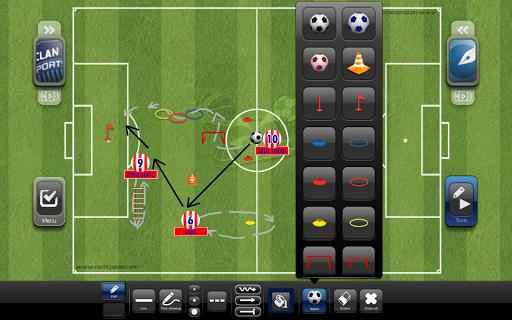 TacticalPad: Coach's Whiteboard, Sessions & Drills  Screenshots 9