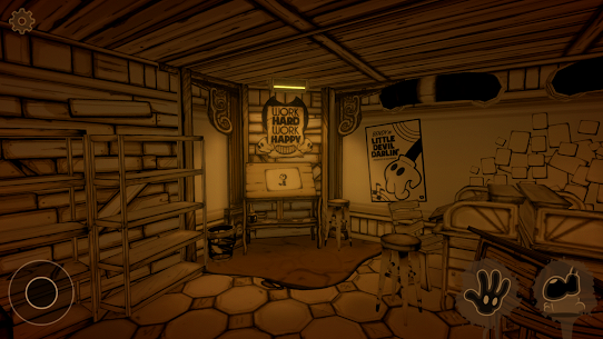 Descargar Bendy and the Ink Machine Para PC ✔️ (Windows 10/8/7 o Mac) 4
