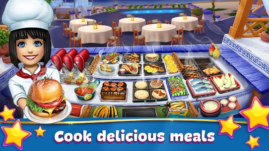 Cooking Fever Mod Apk (Unlimited Coins/Gems) Latest Version 2021 3