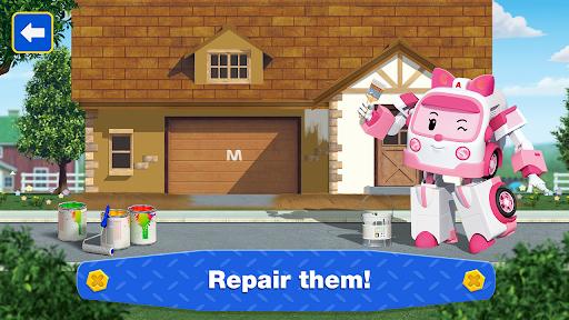 Robocar Poli: Builder! Games for Boys and Girls!  screenshots 5